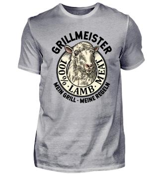 ☛ GRILLMEISTER · LAMB #1.1