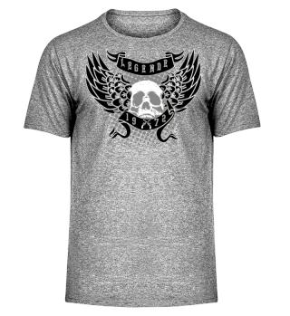 skull legende 1972
