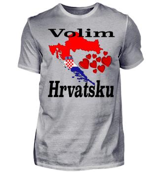 Volim Hrvatsku - ich liebe Kroatien