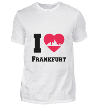 D008-0005 I Love Frankfurt
