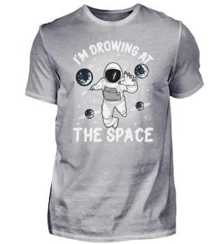 Cosmonaut Space Spaceship Planets