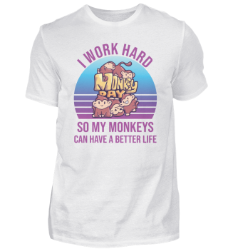 Apes Monkeyday work office