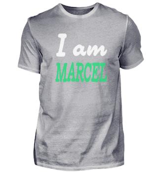 I Am Marcel