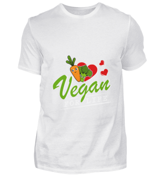 D001-0702A Vegan - Vegan for Life (Carro