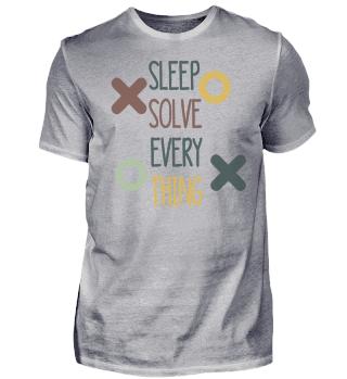 Sleep Solve Everything