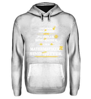 Mathematik - Mathematiker sind Götter