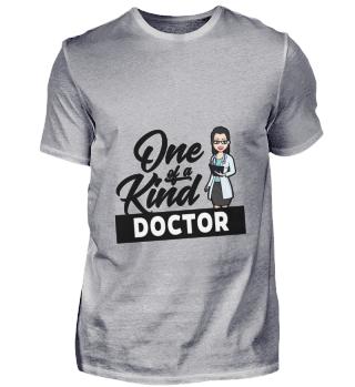 D001-0457B Female Doctor Ärztin Medizine