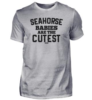 Seahorses underwater sea animal