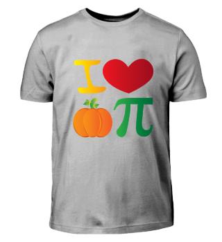 I Love Pumpkin Pie(Kids)