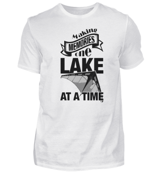 Making Memories One Lake At A Time Gift