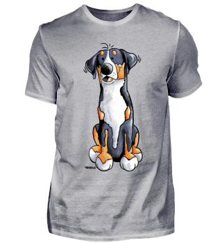 Großer Schweizer Sennenhund I Hund Comic