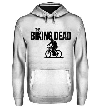 The Biking Dead Zombie Fahrrad fahren