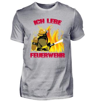 Ich lebe Feuerwehr