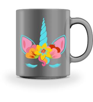 ♥ Cute Unicorn Flower Power Hippie 2