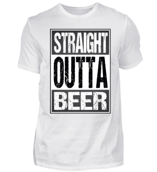 Bier - Straight outta beer!