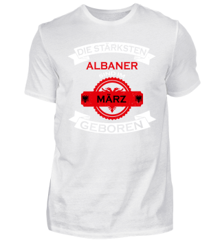 Die stärksten Albaner März