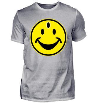 Enlightened Third Eye Smiley