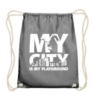 My city is my playground