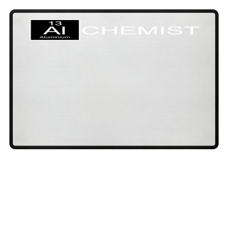Chemical Elements - Alchemist - weiss