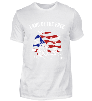 Land of the free - USA Army