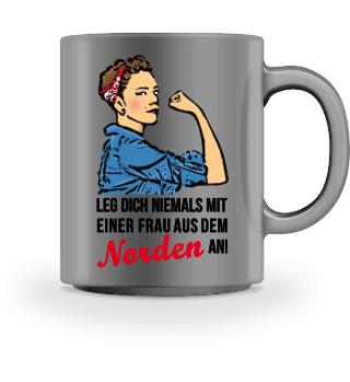 Frauen aus dem Norden Tasse / Becher