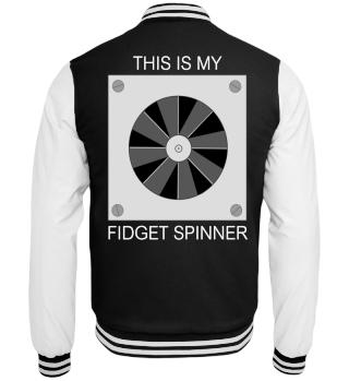 My fidget spinner - PC Ventilator2