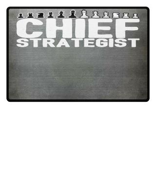 Chief Strategist Chess Master