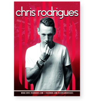 Chris Rodrigues Poster