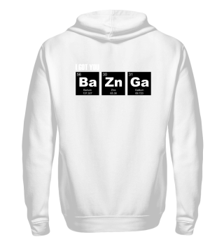 Chemical Elements - got BaZnGa - white