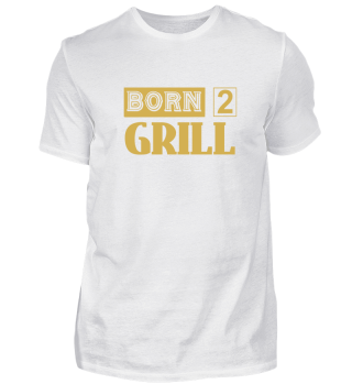 Be Different - Born to Grill