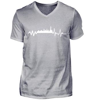 Heartbeat Bankog - T-Shirt