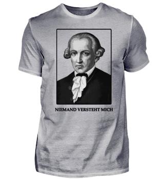 Immanuel Kant - Niemand Versteht Mich