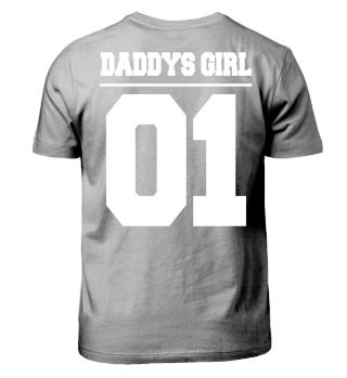 Daddys Girl Vater Tochter Partnerlook