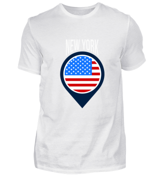 New York City Pin Shirt