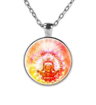 Holy Yoga Lotus Power Meditation rot 2