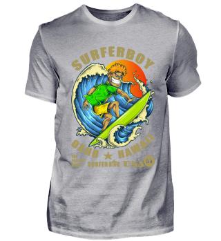 ☛ SURFERBOY · HAWAII #1G
