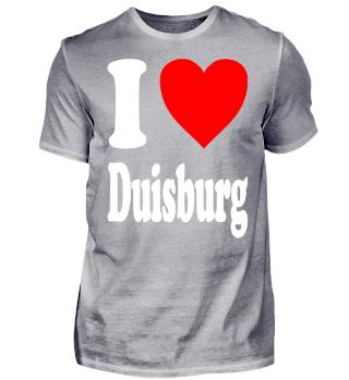 I love Duisburg