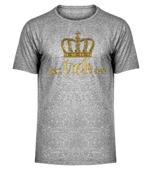 ♛ Royal Crown - Best Uncle Ever
