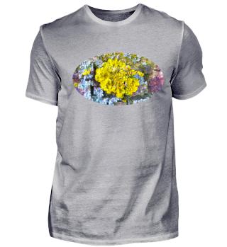 Flechten-Shirt