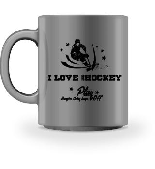 ♥ I LOVE ICE HOCKEY #1ST