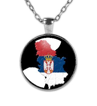 Kette Serbien