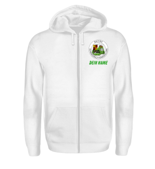 Jacken: Logo Bezirk + Name