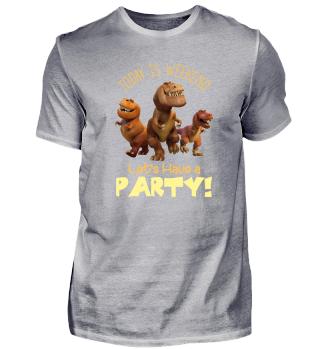 Dino Party Wochenende