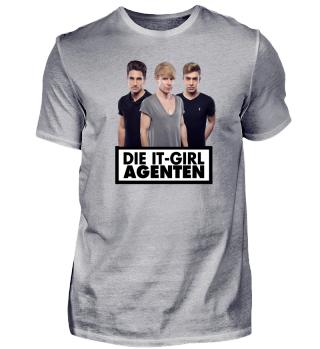 It-Logo Männershirt