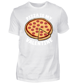 Pizza Anti Valentine Shirt Funny Gift