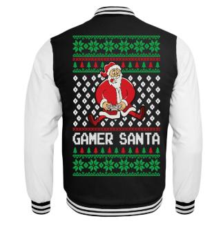 Christmas Gamer Ugly X-Mas Sweater Gift