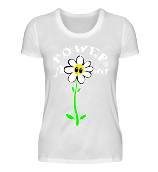 Flower Power Hippie 70s 70er Blume