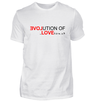 EVOLUTION OF make LOVE I