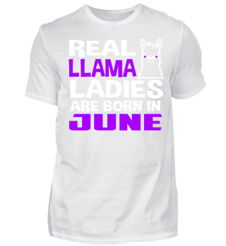 Real Llama Ladies June