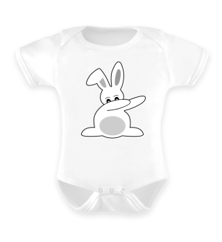 ★ Funny Hip Hop Dabbing Easter Bunny 7